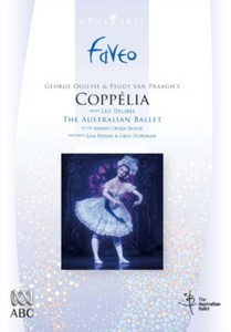 Coppelia - Delibes (Various Artists) (DVD)