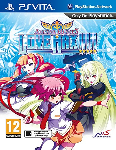 Arcana Heart 3: Love Max (Playstation Vita)