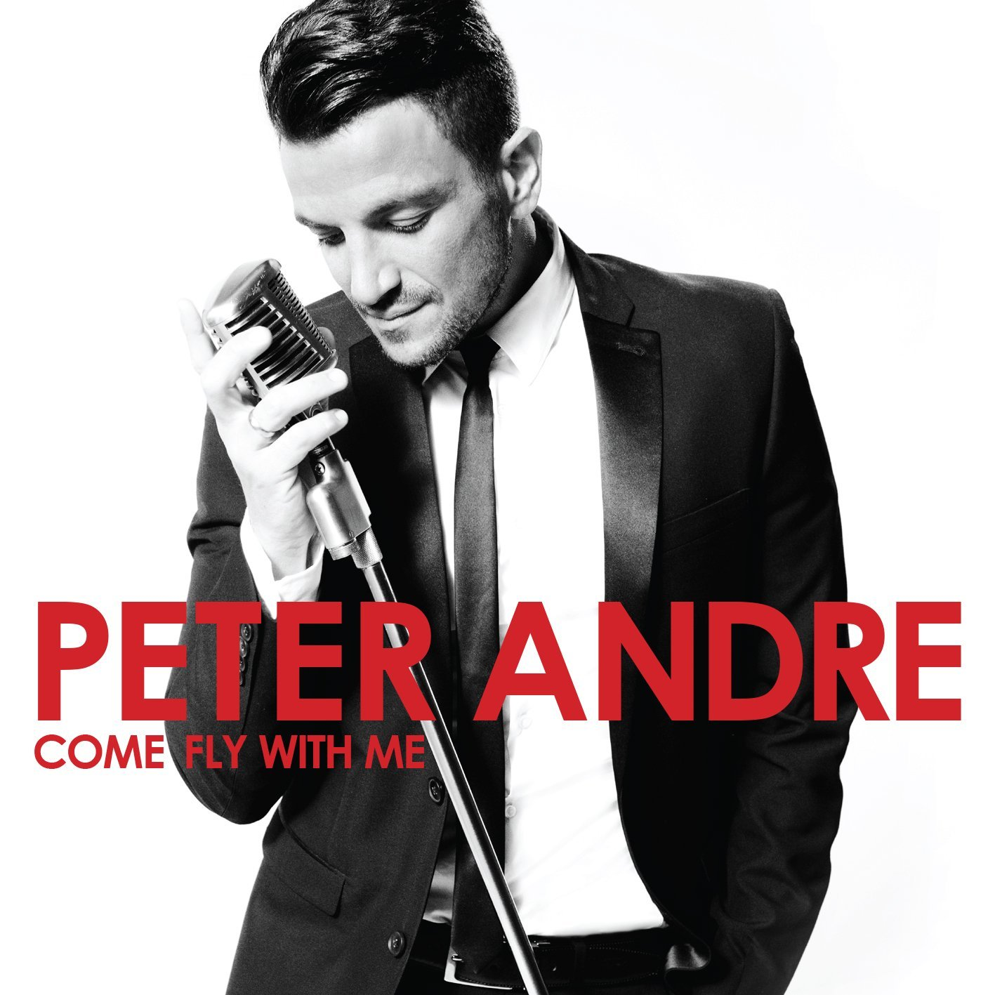 Peter Andre - Come Fly With Me (Music CD)