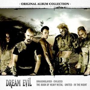 Original Album Collection: Discovering Dream Evil (Music CD