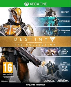Destiny: The Collection (Pal but Saudi Rating) (Xbox One)