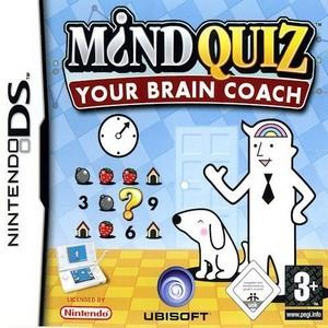 Mind Quiz - Your Brain Coach (Nintendo DS)