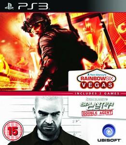Ubisoft Double Pack - Rainbow Six Vegas & Splinter Cell Double Agent (PS3)