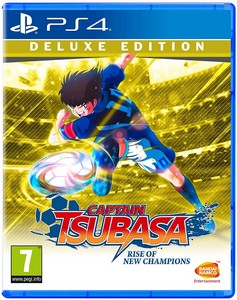 Captain Tsubasa: Rise of New Champions Deluxe Edition (PS4)