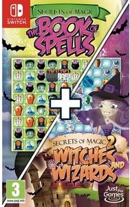 Secrets of Magic 1 and 2 (Nintendo Switch)