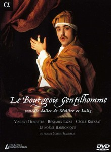 Moliere/Lully - Le Bourgeois Gentilhomme (Dumestre) (DVD)