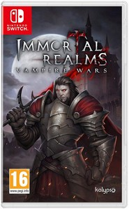 Immortal Realms: Vampire Wars (Switch)