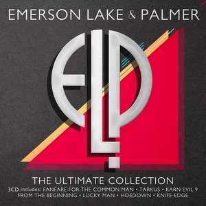 Emerson  Lake & Palmer - The Ultimate Collection (Music CD)