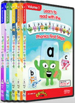 Alphablocks Box Set (DVD)