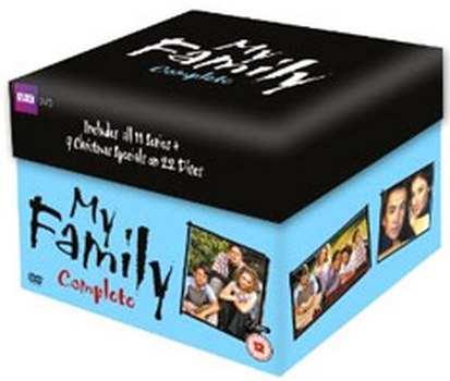 My Family - Complete Collection (DVD)