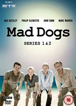 Mad Dogs - Series 1 And 2 (DVD)