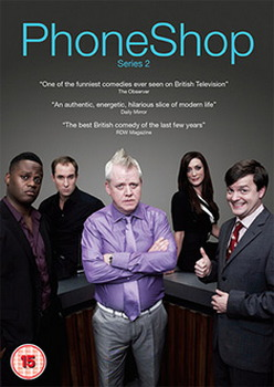 Phone Shop - Series 2 - Complete (DVD)