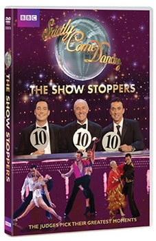 Strictly Come Dancing - The Show Stoppers (DVD)