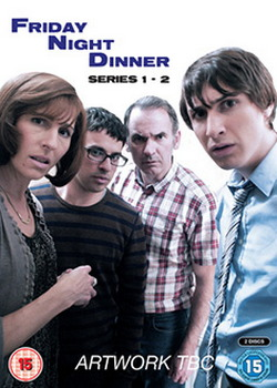 Friday Night Dinner - Series 1 & 2 Boxset (DVD)