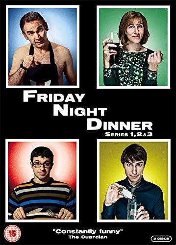 Friday Night Dinner Boxset (Series 1-3) (DVD)