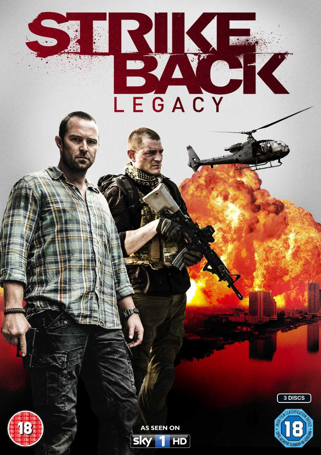 Strike Back - Legacy (Series 5) (DVD)