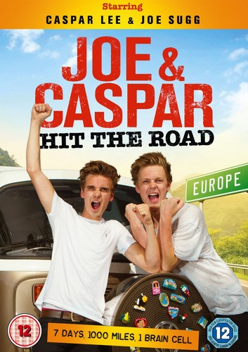 Joe And Caspar Hit The Road (DVD)
