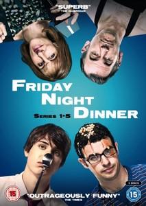 Friday Night Dinner - Series 1 - 5 (DVD)