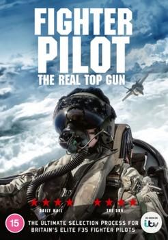 Fighter Pilot: The Real Top Gun [DVD] [2021]