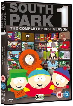 South Park - Season 1 (DVD)