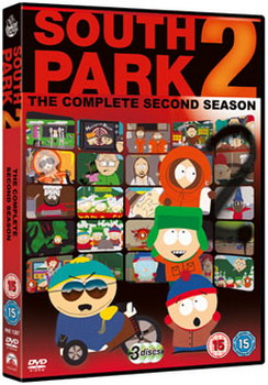 South Park - Season 2 (DVD)