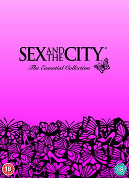 Sex And The City Complete (DVD)