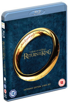 The Lord Of The Rings - The Return Of The King - Extended Edition  (BLU-RAY)