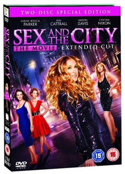 Sex And The City - The Movie (2008) (2 Disc Edition) (DVD)