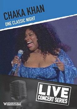 Chaka Khan: One Classic Night - Live (DVD)
