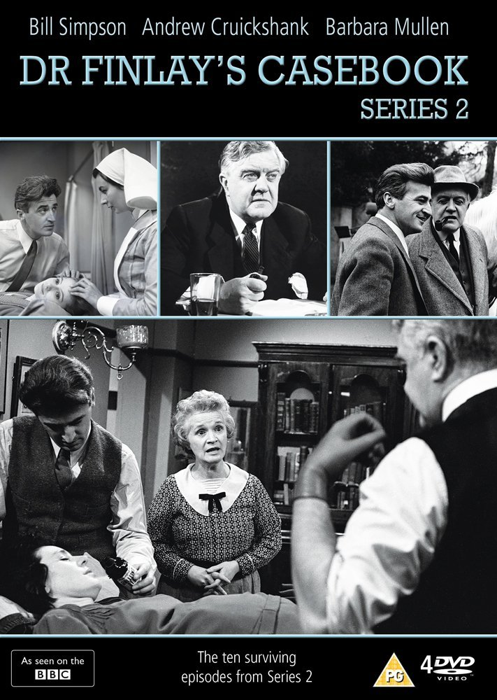 Dr Finlay'S Casebook: Series 2 (1964) (DVD)