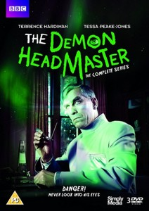 The Demon Headmaster - The Complete Series 1-3 (DVD)