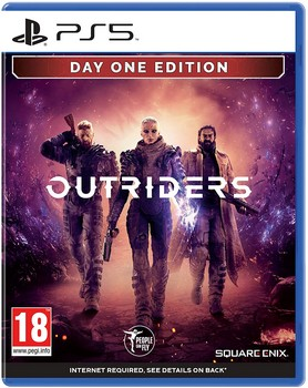 Outriders (PS5) - Day One Edition