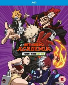 My Hero Academia: Season Three Part Two Blu-ray