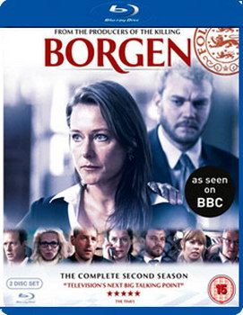 Borgen - Series 2 (Blu-Ray) (DVD)