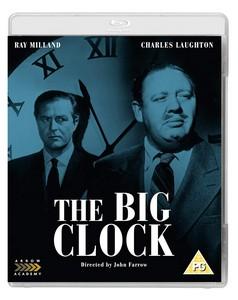 The Big Clock (1948) (Blu-Ray)
