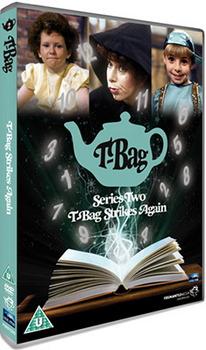 T Bag - Series 2 (T Bag Strikes Again) (DVD)
