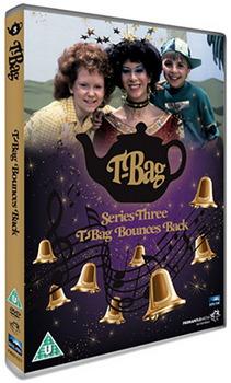 T Bag - Series 3 - T Bag Bounces Back (DVD)