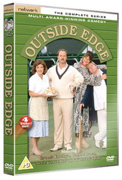 Outside Edge - Series 1-3 - Complete (DVD)