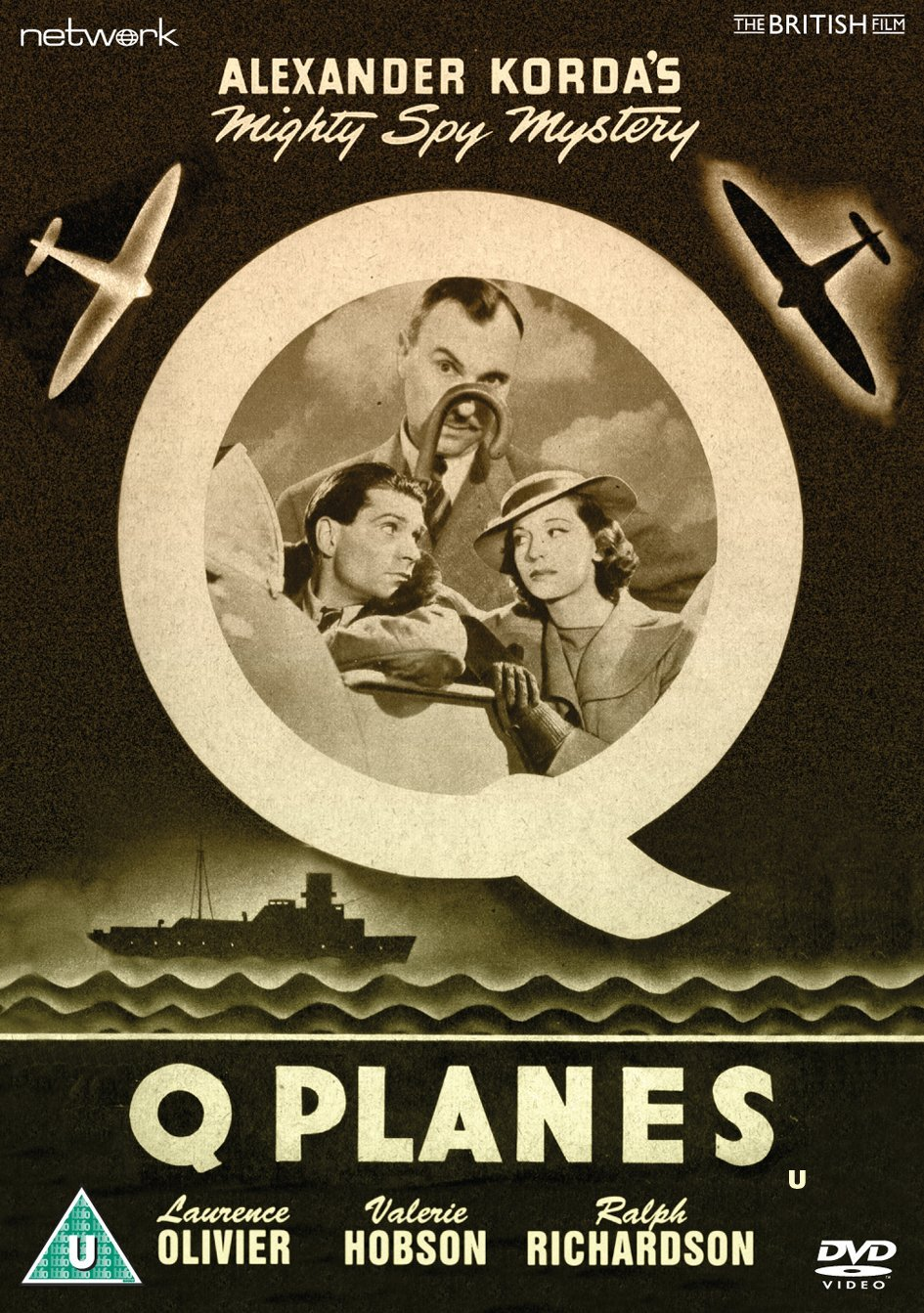Q Planes (1939) (DVD)