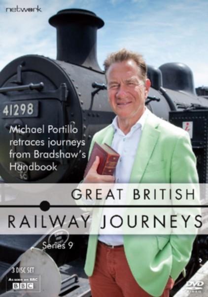 Great British Railway Journeys: Series 9 [DVD]
