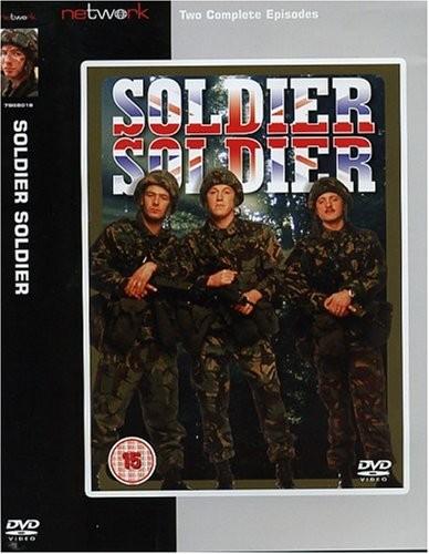 Soldier Soldier (DVD)