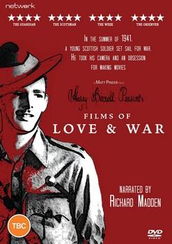 Harry Birrell Presents Films of Love and War [DVD]