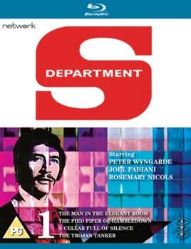 Department S: Volume 1 [Blu-ray]