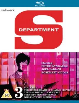 Department S: Volume 3 [Blu-ray]