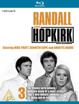 Randall and Hopkirk (Deceased): Volume 3 [Blu-ray]