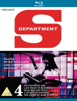 Department S: Volume 4 [Blu-ray]