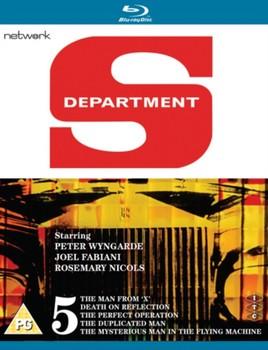 Department S: Volume 5 [Blu-ray]