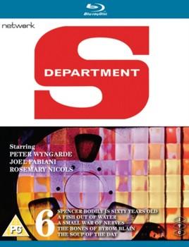 Department S: Volume 6 [Blu-ray]