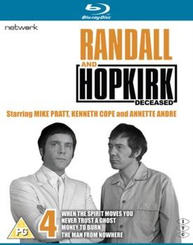 Randall and Hopkirk (Deceased): Volume 4 [Blu-ray]