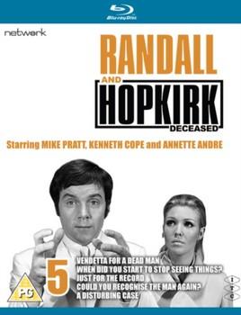 Randall and Hopkirk (Deceased): Volume 5 [Blu-ray]